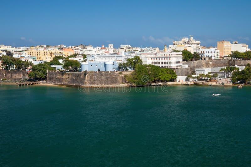 Сан-Хуан, Пуэрто-Рико стоковое фото