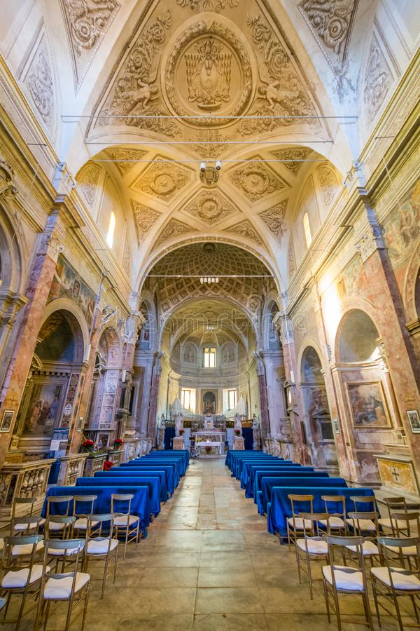 Сан Pietro в церков Montorio, Риме стоковое фото