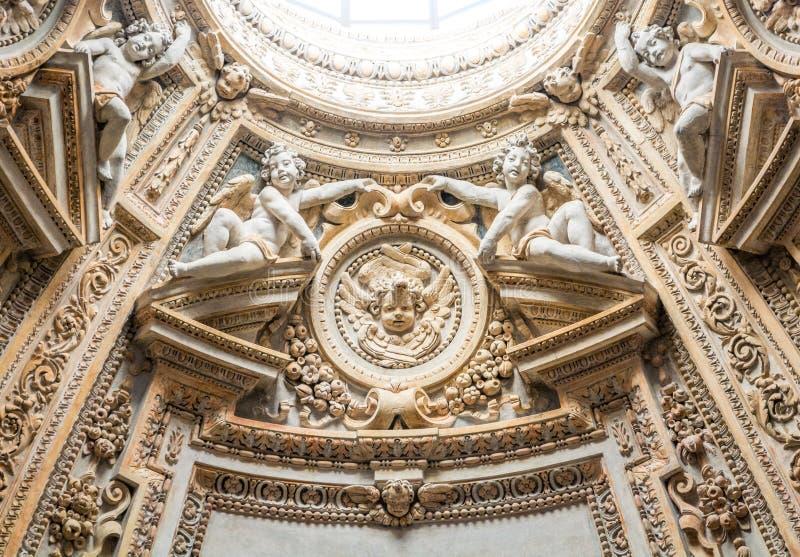 Сан Pietro в церков Montorio, Риме стоковое фото rf