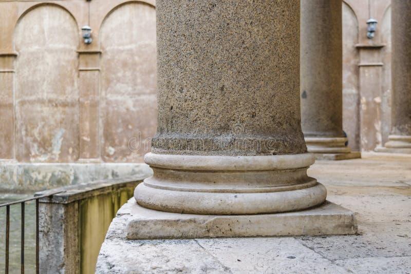 Сан Pietro в Montorio, Риме, Италии стоковое изображение rf