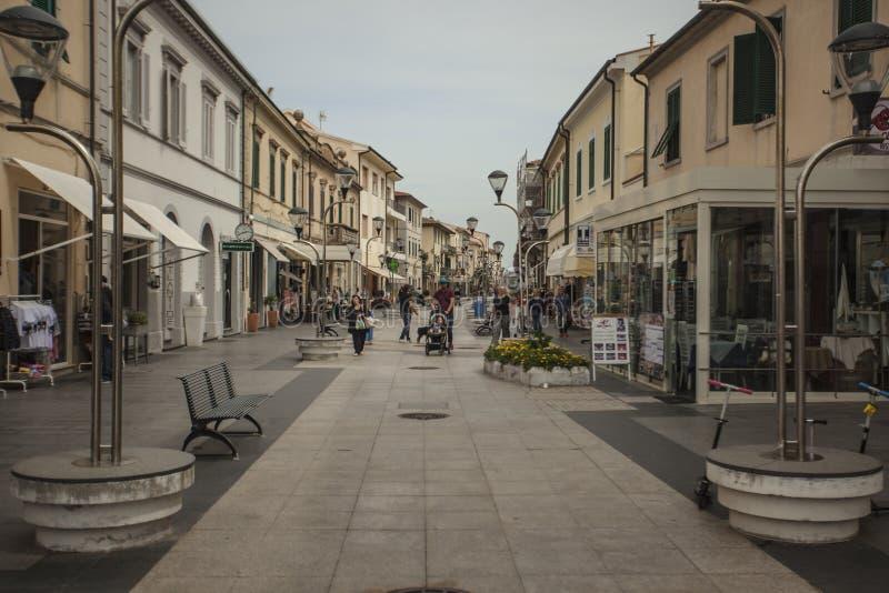 Сан Vincenzo в Италии #2 стоковое изображение rf