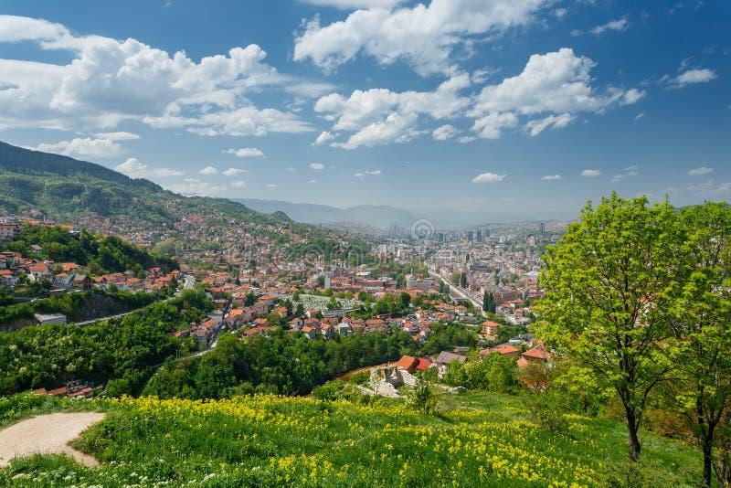 Сараево, Босния и Герцеговина стоковые изображения rf