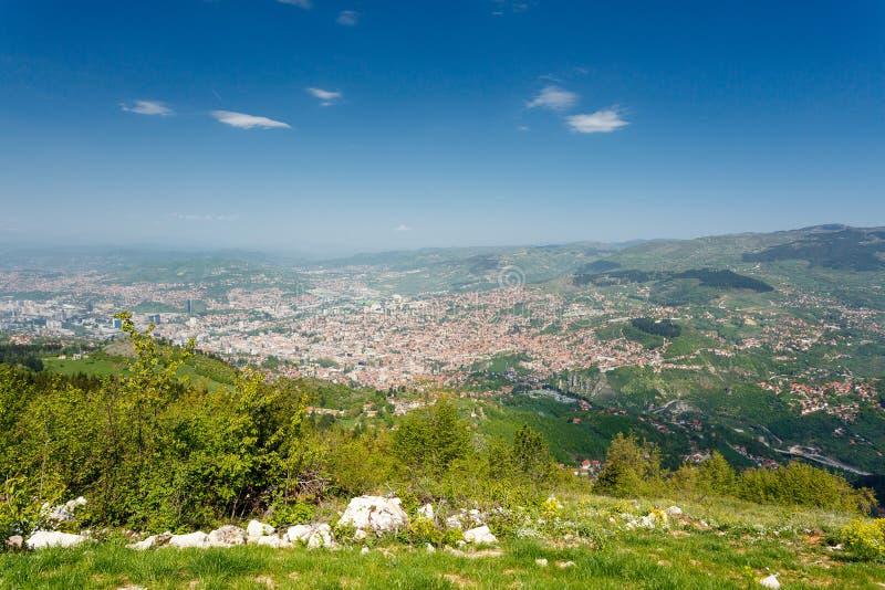 Сараево, Босния и Герцеговина стоковая фотография rf