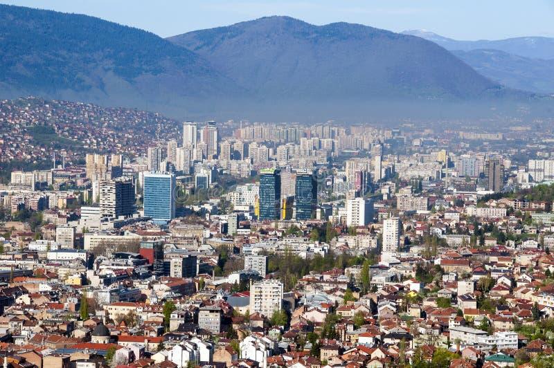 Сараево 02 стоковые фотографии rf
