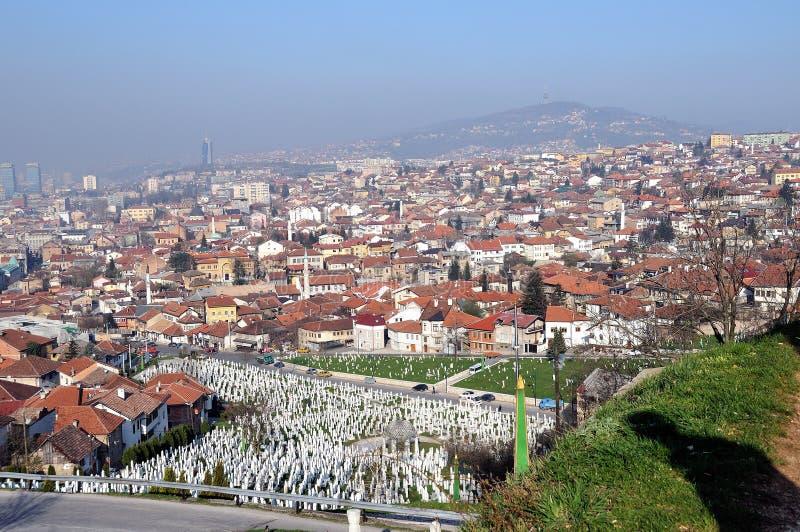 Сараево 03 стоковая фотография rf