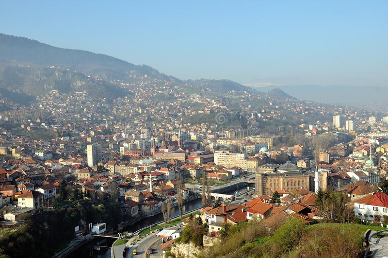 Сараево 04 стоковые фото