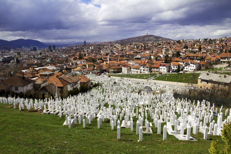 Сараево стоковые изображения