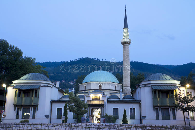 Сараев стоковое фото