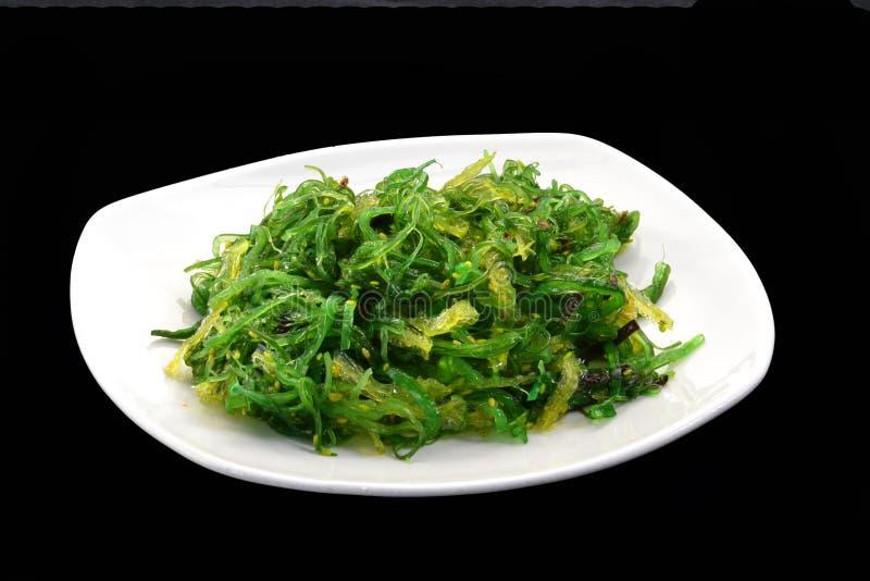 Салат водорослей стоковые изображения rf