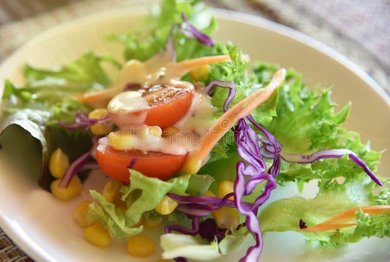 Салат овощей стоковые изображения rf