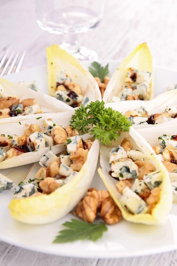 Салат цикория стоковое изображение rf