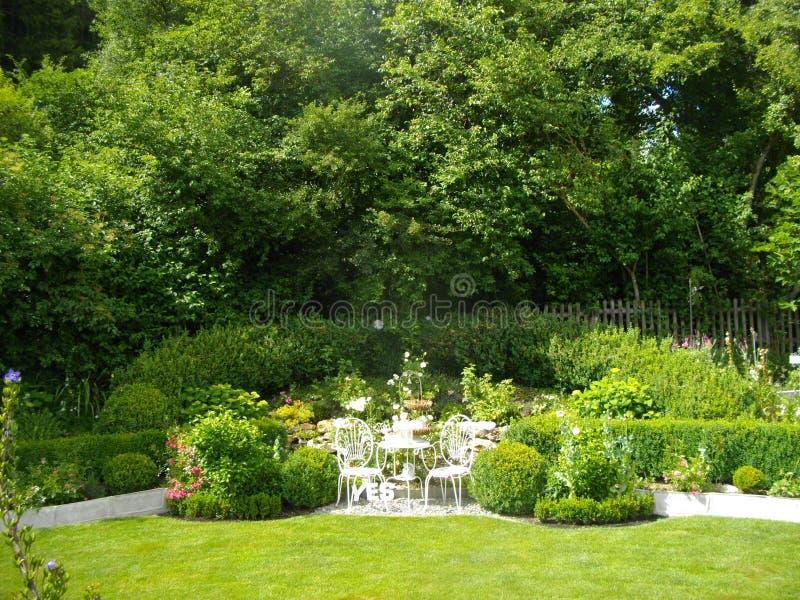 Сад замков стоковое фото