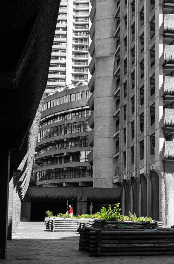 Садовник барбакана стоковые фото