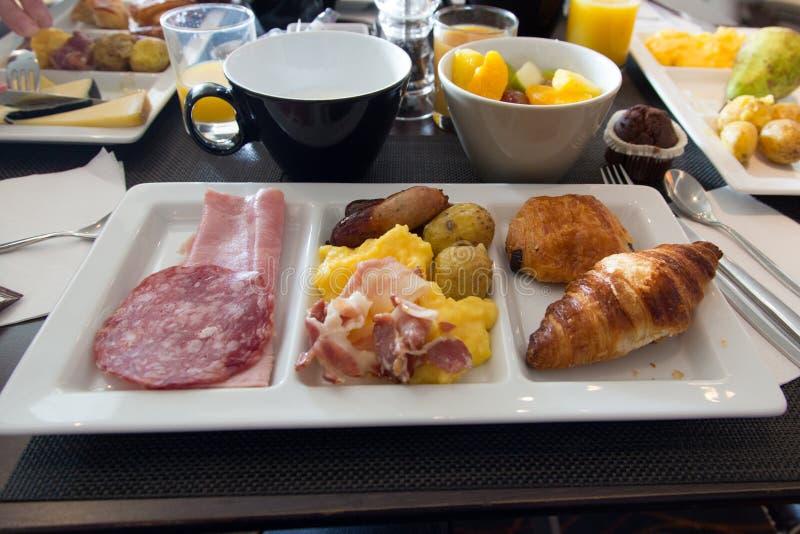 Салфетка с завтраком - 01 стоковые фото