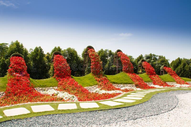 Сад чуда стоковая фотография