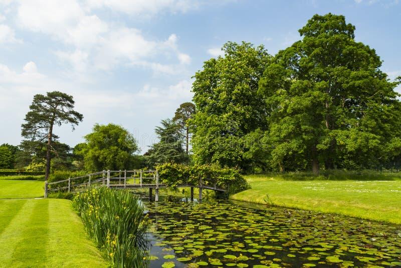 Сады Hever стоковые изображения rf