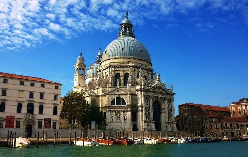 салют santa venice базилики della di maria стоковое фото