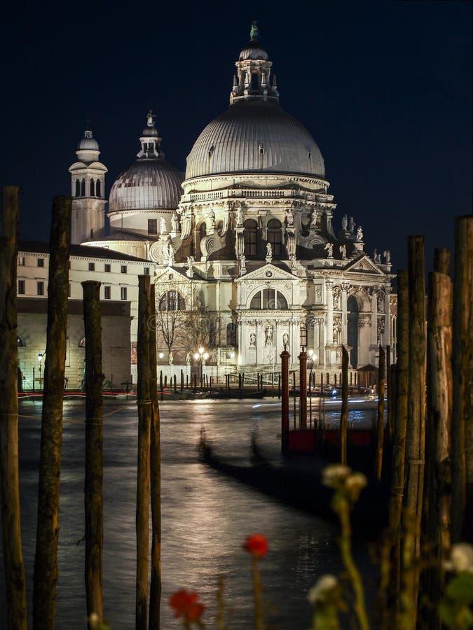Салют Venece della Santa Maria стоковое изображение