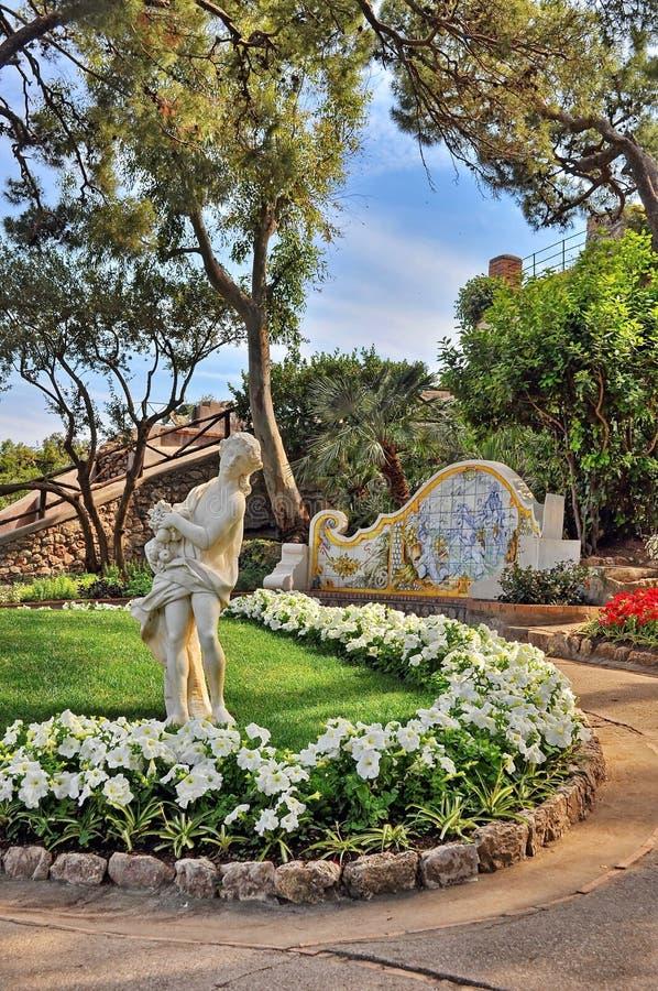 Сад Augustus стоковые фотографии rf