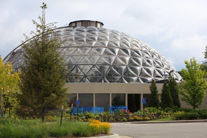Сад Des Moines ботанический стоковые изображения rf