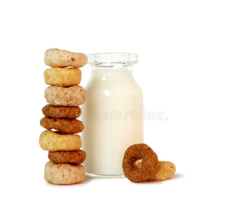 сбалансированный завтрак здоровый стоковые изображения rf