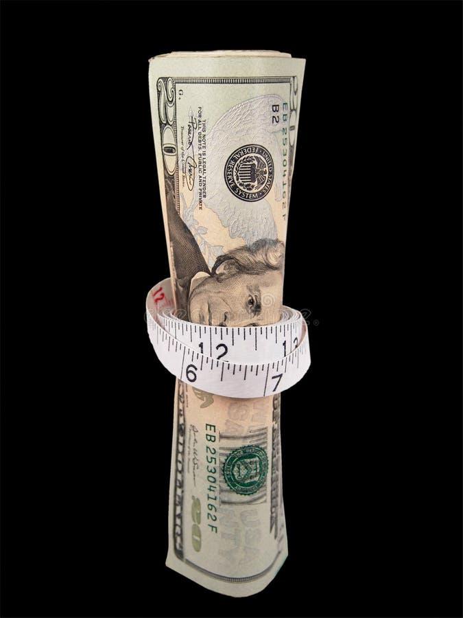 сбережения бюджети затягивают стоковые изображения rf