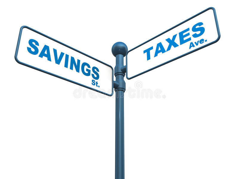 Сбережения и тягла иллюстрация вектора