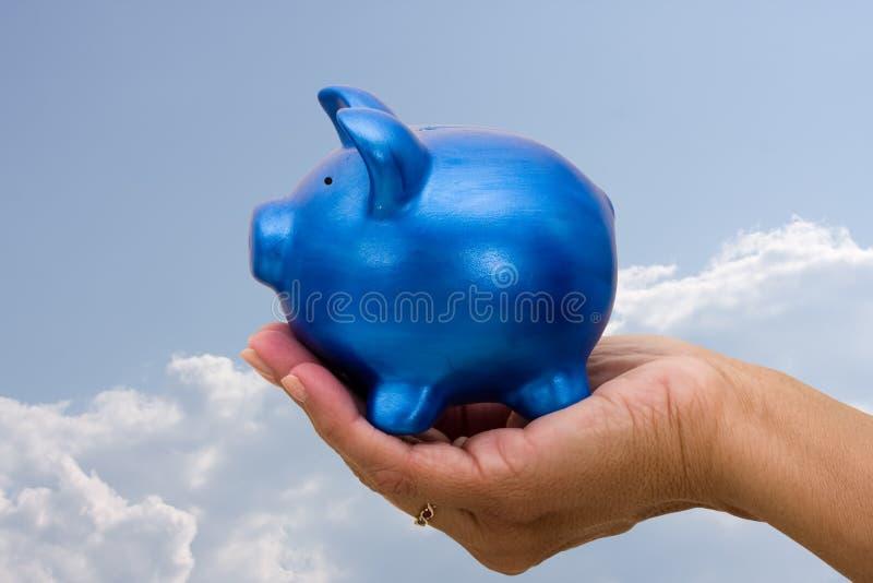 сбережения стоковое фото