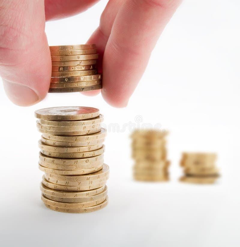 сбережения стоковые фото