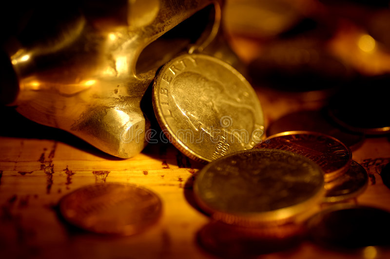 сбережения стоковое изображение rf