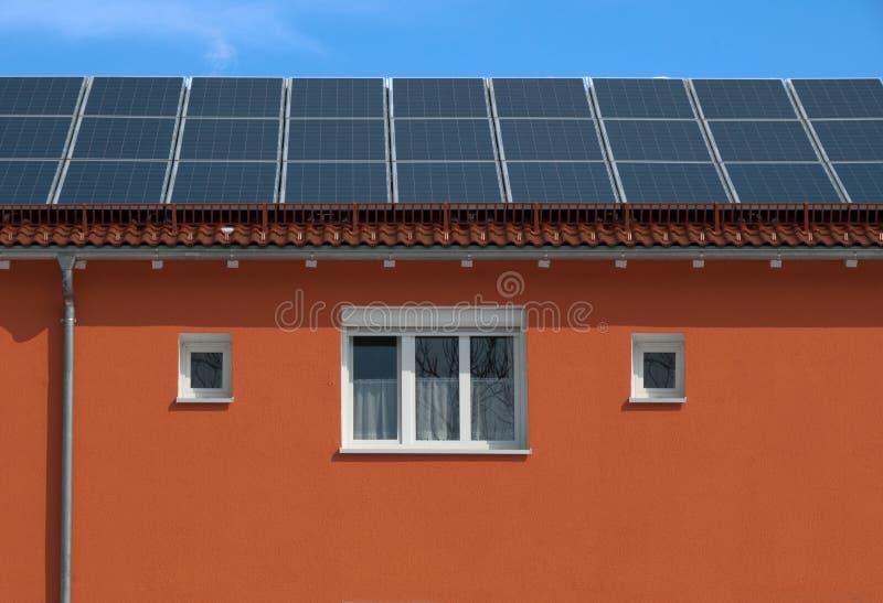 сборники солнечные стоковое фото