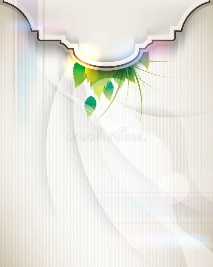 сбор винограда вектора шикарной рамки предпосылки футуристический бесплатная иллюстрация