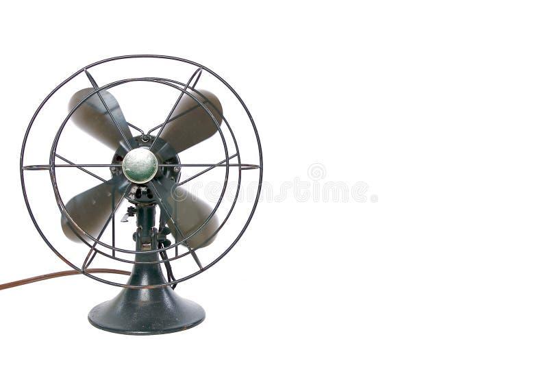 сбор винограда вентилятора стоковые фотографии rf
