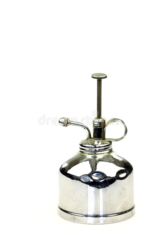 сбор винограда инструмента брызга парикмахера стоковое изображение rf