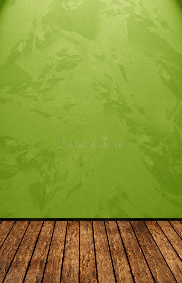 сбор винограда комнаты иллюстрация штока