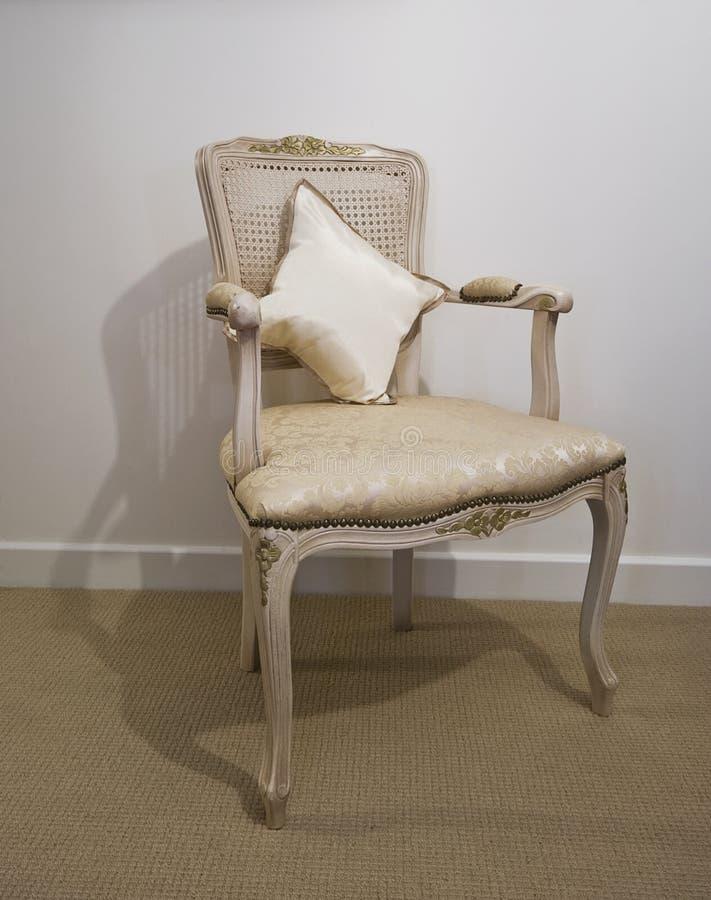 сбор винограда кресла стоковая фотография