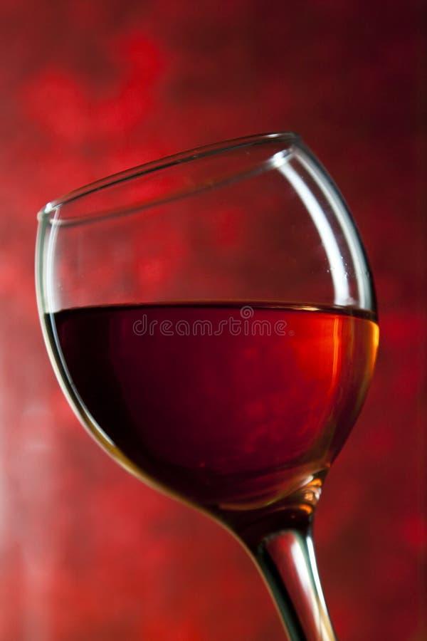 сбор винограда лозы предпосылки стеклянный красный стоковое изображение rf