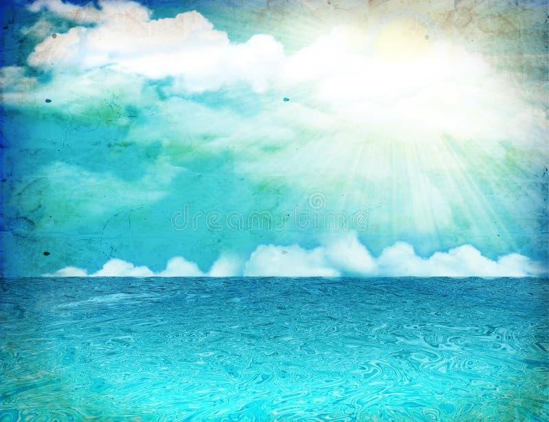 сбор винограда моря природы изображения стоковые фото