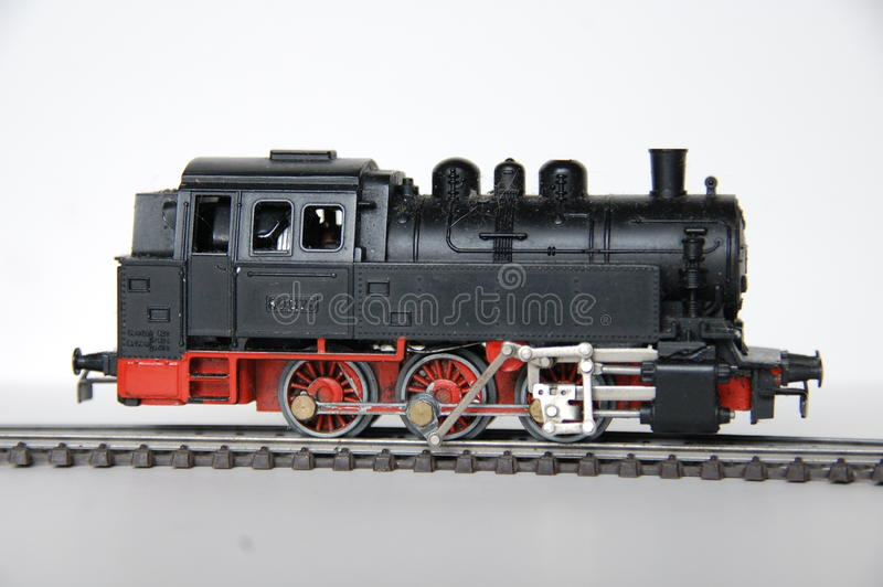 сбор винограда поезда игрушки стоковое изображение rf