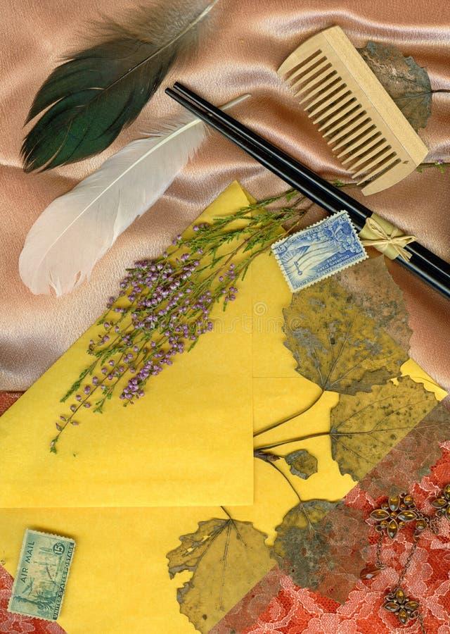 сбор винограда предпосылки стоковые фото