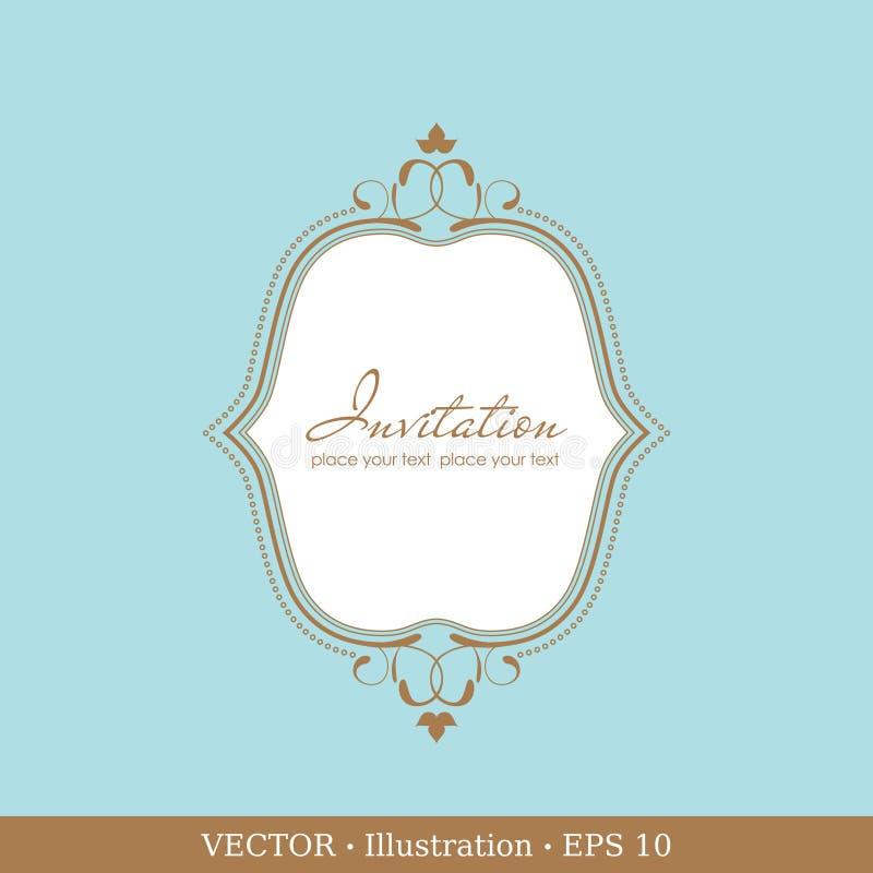 сбор винограда приглашения карточки иллюстрация вектора