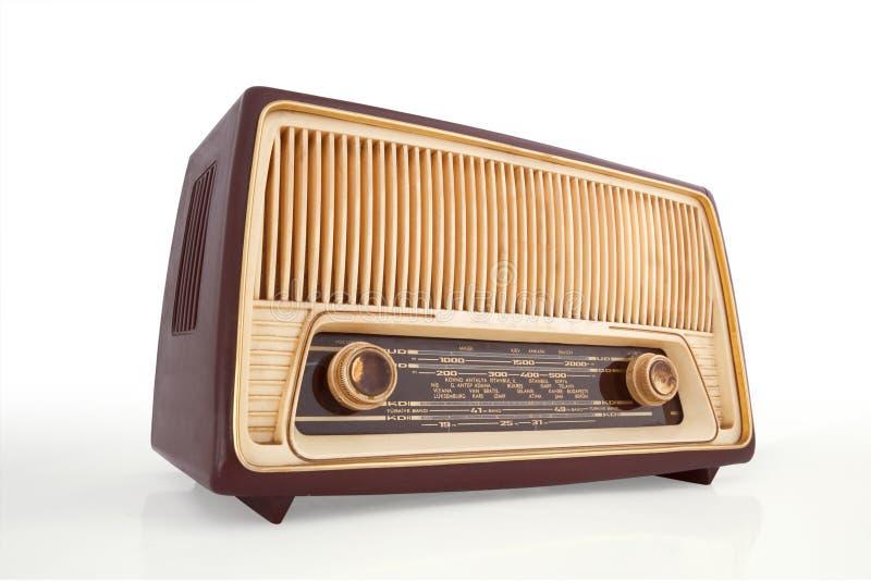 сбор винограда радио стоковые изображения