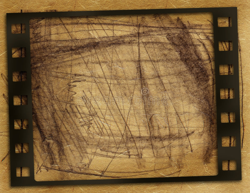 сбор винограда рамки стоковое изображение