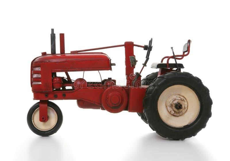 сбор винограда трактора стоковое изображение