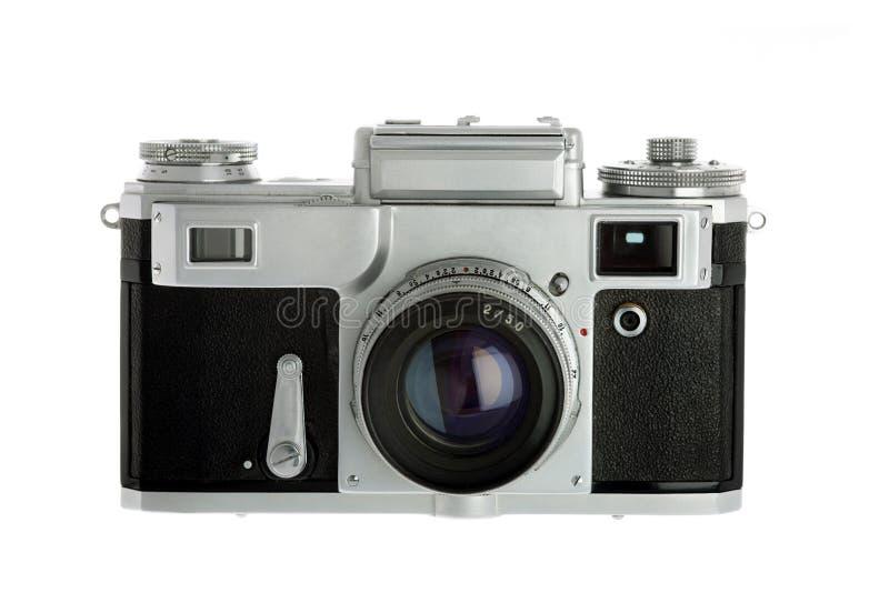 сбор винограда rangefinder камеры стоковые фото