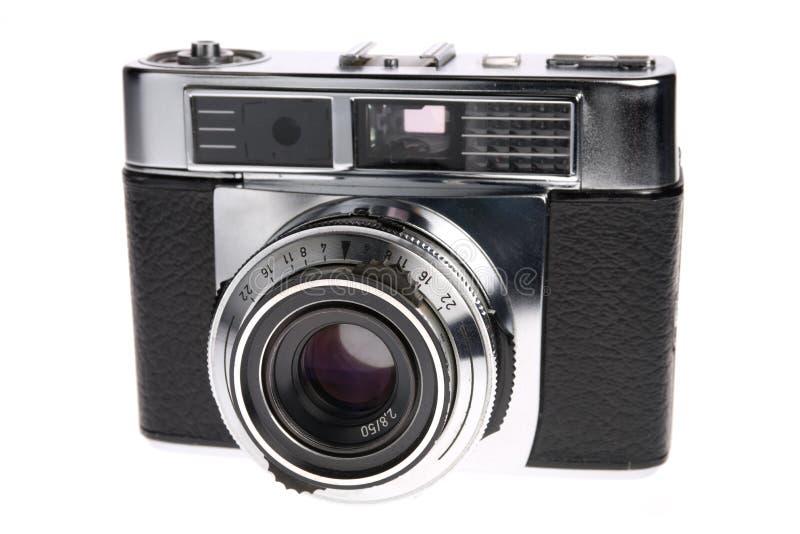 сбор винограда rangefinder пленки камеры стоковое изображение rf