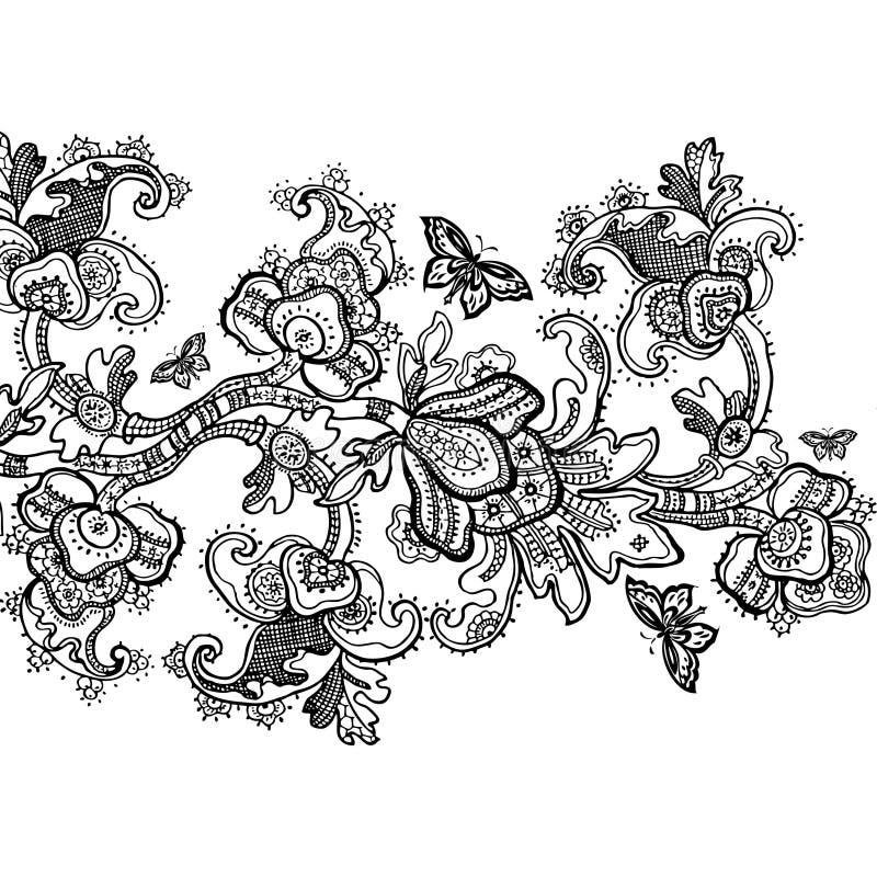 сбор винограда scrapbook предпосылки флористический бесплатная иллюстрация