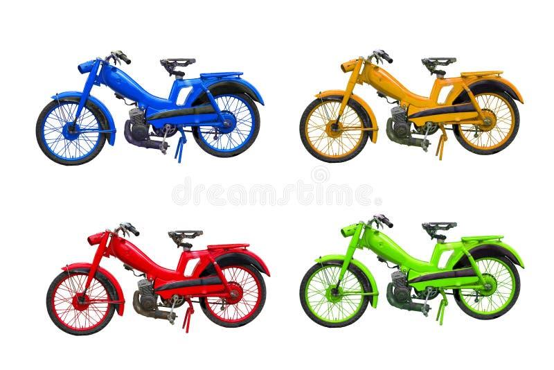 сбор винограда мотоцикла старый стоковая фотография