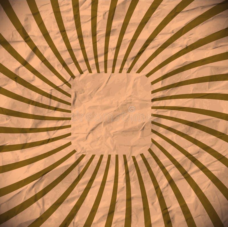 Download сбор винограда шаблона предпосылки изолированный золотом Lable лучи абстрактная предпосылка Иллюстрация штока - иллюстрации насчитывающей уговариваний, утиль: 41662063