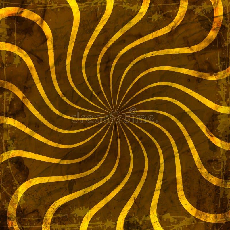 Download сбор винограда шаблона предпосылки изолированный золотом Lable лучи абстрактная предпосылка Иллюстрация штока - иллюстрации насчитывающей пакостно, излучайте: 41663063